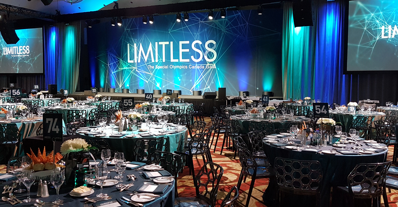 Our Work:Corporate Galas & Events
